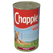Chappie Original Can Wet Dog Food (12 Can Packs)