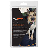 RAC Advanced 2 in 1 Dog Car Harness