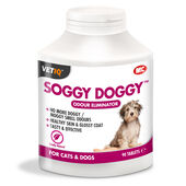 VetIQ Soggy Doggy 90 Tablets