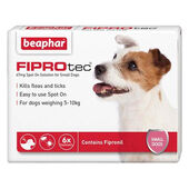 Fiprotec Spot On Small Dog Treatment 6