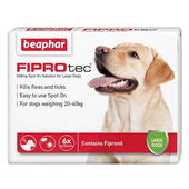 Fiprotec Spot On Large Dog Treatment 6