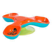 Outward Hound Interactive Puzzletriple Treater Totter