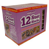 Suet To Go Block Insect X12 300g