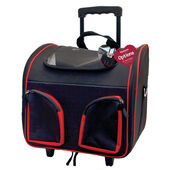Rosewood Pet Travel Trolley 37x27x33cm