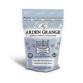 10 x Arden Grange Mini Sensitive Crunchy Bites 250g