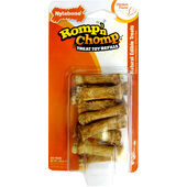 Nylabone Romp N Chomp Mini Treat Toy Refills