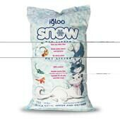 Igloo Snow Silica Gel Pet Litter 10kg