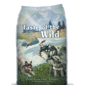 Taste Of The Wild Puppy Pacific Stream Smoked Salmon