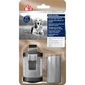 8in1 Poop Patrol Dispenser & 2 Refill Rolls