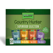 Natures Menu Country Hunter Superfood Selection Cat Pouches 12x85g