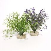 6 x Sydeco Coloured Plants Water Cups 19cm