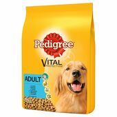 Pedigree Dry Vital Protection Lamb & Veg