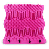 Igloo Beauty Cat Grooming Mat Pink