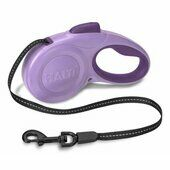 Halti Retractable Tape Lead Purple