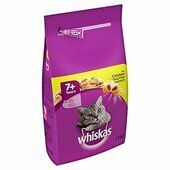 Whiskas 7+ Cat Complete Dry With Chicken 1.9kg