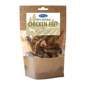 8 x Hollings 100% Natural Chicken Feet 100g