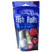 8 x Hollings Fish Rolls (2 Pack)