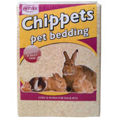 4 x Pettex Chippets Compressed 35litre