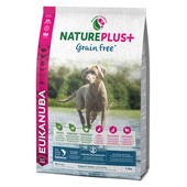 Eukanuba Dog Nature + Puppy/junior Salmon Grain Free