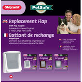 Staywell Replacement Flap For 700 Series
