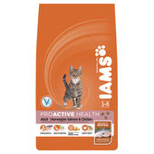 Iams Cat Adult Rich In Salmon