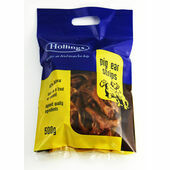 Hollings Pig Ear Strips Dog Treats - 500g