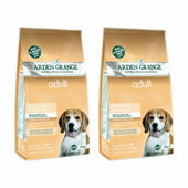 2 x 12kg Arden Grange Pork & Rice MultiBuy Adult Dry Dog Food