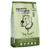 Barking Heads Big Foot Bad Hair Day Adult Large Breed Lamb Dog Food
