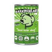 6 x 400g Barking Heads Bad Hair Day Wet Dog Food