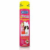 Johnson's 4Fleas Extra Guard With IGR Household Spray -  600ml