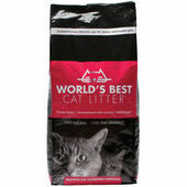 Worlds Best Multiple Cat Litter Clumping Formula - 12.7kg