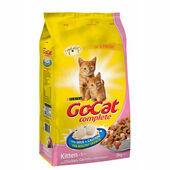 Go-cat Complete Kitten Chicken Carrots & Milk 2kg
