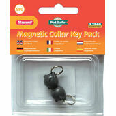PetSafe Magnetic Collar Key Pack For Use With 9007 2pack