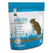 5 x Science Selective Degu With Broccoli & Basil 350g