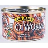 Euro Rep Zoo Med Can O'worms Wet 35g