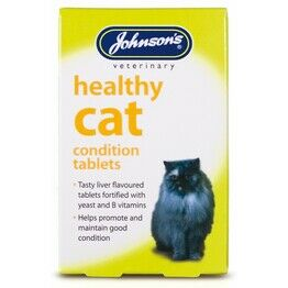 Cat Conditioning, Vitamins & Supplements