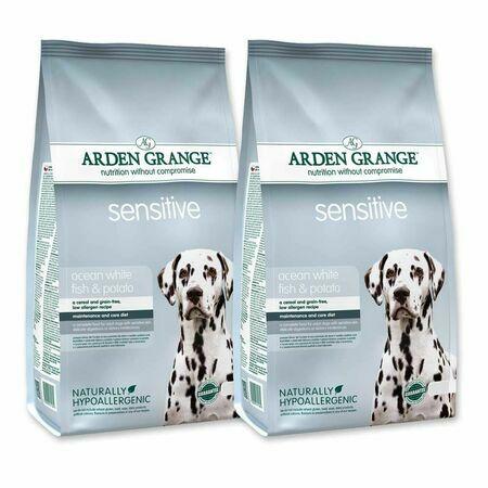 Arden Grange Sensitive Dry Dog Food Reviews