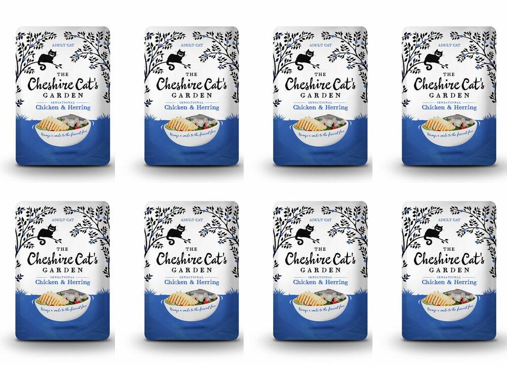 Cheshire Cat S Garden  X G Cat Food