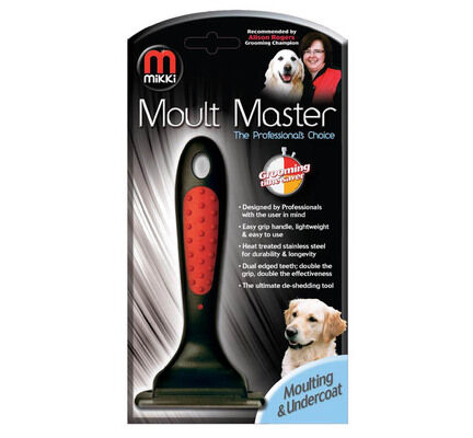 Mikki Moult Master Pet Brush