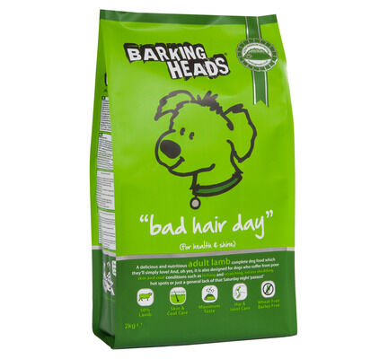 Barking Heads Bad Hair Day Lamb Dry Dog Food - Various Sizes