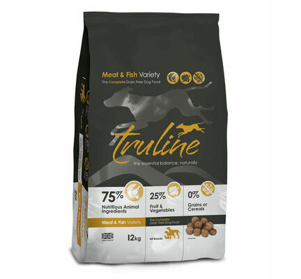 Truline Meat and Fish Variety Dry Dog Food