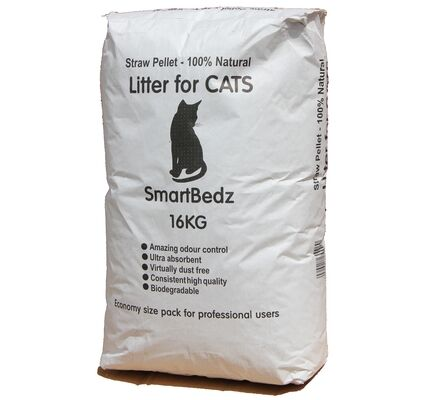 SmartBedz Litter For Cats - 16kg