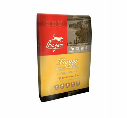 Orijen Puppy Dry Food 80% Meat