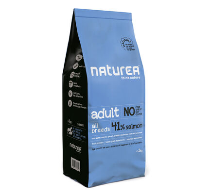 Naturea Naturals Adult Salmon Dog Food