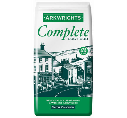 Arkwrights Complete Chicken Adult Working Dog Food
