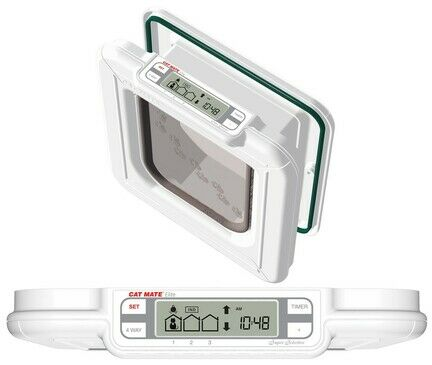 Cat Mate Elite Super Selective ID Disc Cat Flap