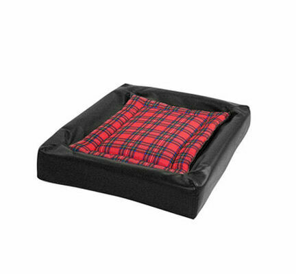 Royal Stewart Pet Lounger Mattress - Black